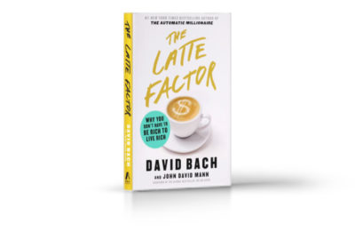 1. Pre-order your copy of The Latte Factor right now. (links below)